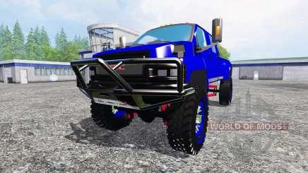 GMC C4500 TopKick para Farming Simulator 2015