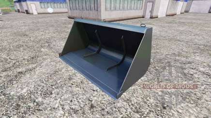 Universal scoop v1.1 para Farming Simulator 2015