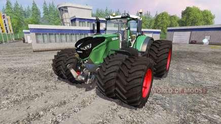 Fendt 1050 Vario [grip] v4.7 para Farming Simulator 2015