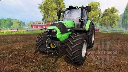 Deutz-Fahr Agrotron 6190 TTV v1.1 para Farming Simulator 2015