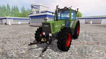 Fendt Farmer 310 LSA v3.0 para Farming Simulator 2015