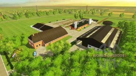 Los Países Bajos para Farming Simulator 2015