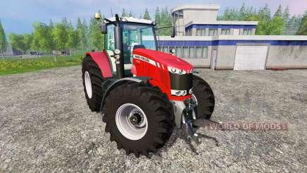Massey Ferguson 7726 para Farming Simulator 2015