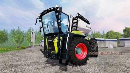 CLAAS Xerion 4000 SaddleTrac v1.6 para Farming Simulator 2015