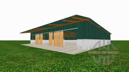 Hall para Farming Simulator 2015