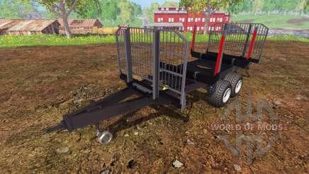 Brantner E8041 para Farming Simulator 2015