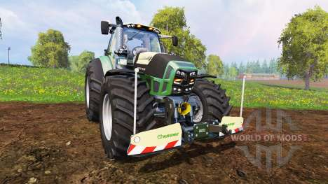 Deutz-Fahr Agrotron 7250 Warrior v8.0 para Farming Simulator 2015