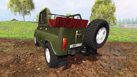 UAZ-469 v1.0 para Farming Simulator 2015