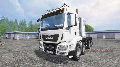 MAN TGS [heavy haulage] para Farming Simulator 2015