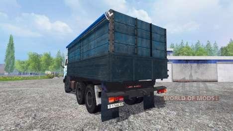 KamAZ-5320 para Farming Simulator 2015