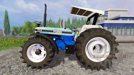 Ford 7610 para Farming Simulator 2015