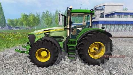 John Deere 7920 v1.1 para Farming Simulator 2015