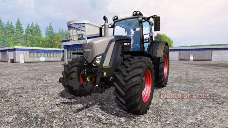 Fendt 927 Vario [black series] para Farming Simulator 2015