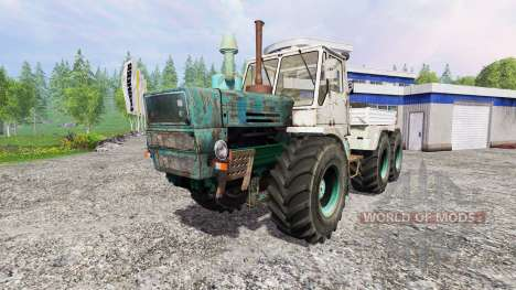 T-150K YAMZ-236 v1.1.2 para Farming Simulator 2015