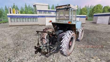 KHTZ-16331 para Farming Simulator 2015