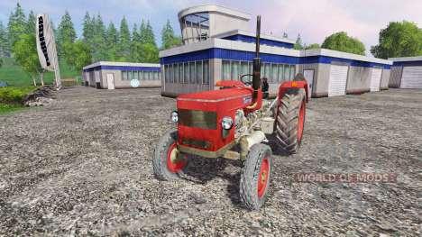 Zetor 5511 para Farming Simulator 2015