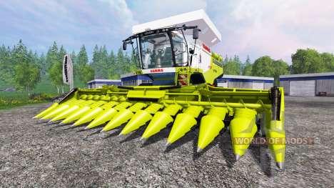 CLAAS Lexion 10x80 para Farming Simulator 2015