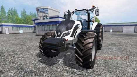 Valtra T4 v1.1 para Farming Simulator 2015