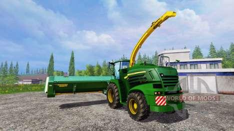 John Deere 8400i para Farming Simulator 2015