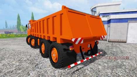 Tatra 813 S1 8x8 para Farming Simulator 2015