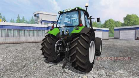 Deutz-Fahr Agrotron 165 para Farming Simulator 2015