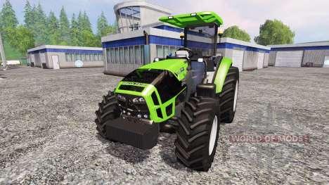 Deutz-Fahr 5250 TTV para Farming Simulator 2015