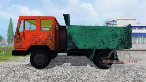 KAZ-608 Cólquida v2.1 para Farming Simulator 2015