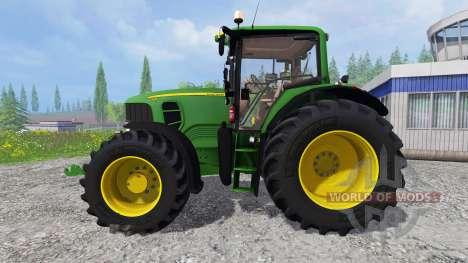John Deere 7530 Premium v1.0 para Farming Simulator 2015