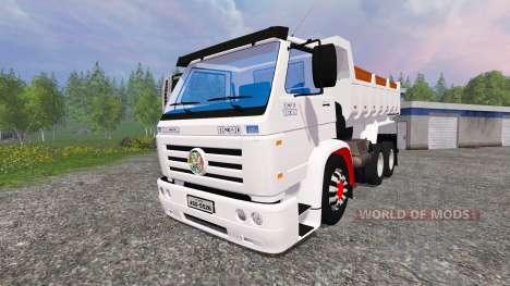 Volkswagen 18-310 [dump truck] para Farming Simulator 2015