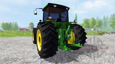 John Deere 7195J para Farming Simulator 2015