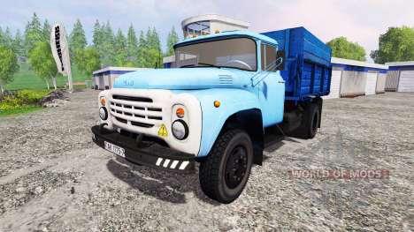 ZIL-130 para Farming Simulator 2015