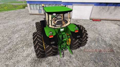 John Deere 7730 v2.0 para Farming Simulator 2015