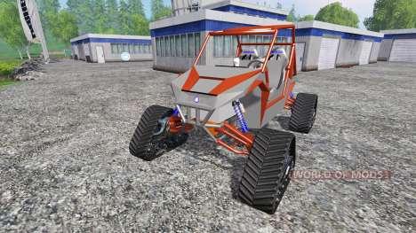 Polaris RZR XP 1000 [tracked] para Farming Simulator 2015
