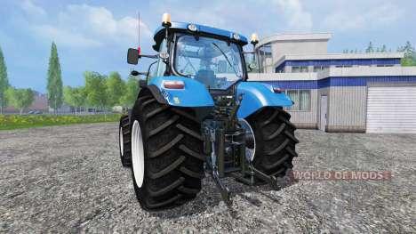 New Holland T6.160 v1.0 para Farming Simulator 2015