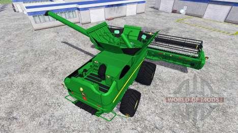 John Deere S680 para Farming Simulator 2015