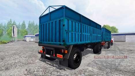 Kraz-64431 para Farming Simulator 2015