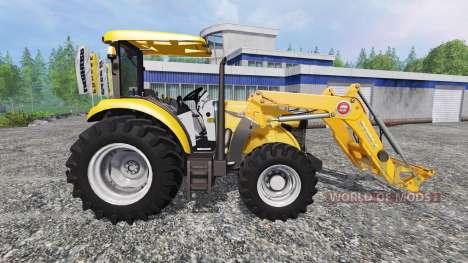 Challenger MT 495D v3.0 para Farming Simulator 2015