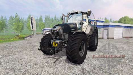 Deutz-Fahr Agrotron 7250 TTV Warrior v4.0 para Farming Simulator 2015