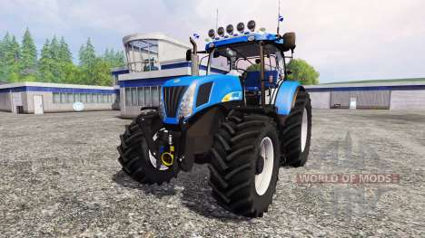 New Holland T7050 para Farming Simulator 2015