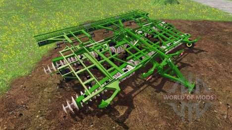 John Deere Grubber para Farming Simulator 2015