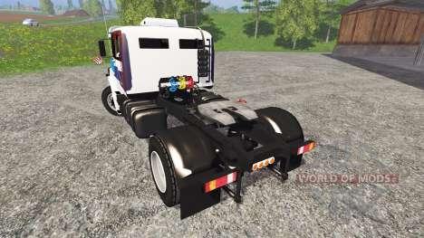 Mercedes-Benz 1934 4x2 para Farming Simulator 2015