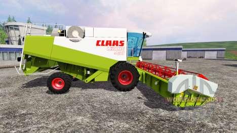 CLAAS Lexion 480 v1.1 para Farming Simulator 2015