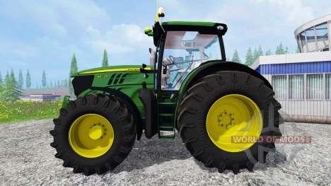 John Deere 6210R v2.0 para Farming Simulator 2015