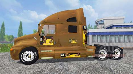 Kenworth T2000 [CAT] v2.0 para Farming Simulator 2015