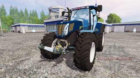 New Holland T7.270 v1.0 para Farming Simulator 2015