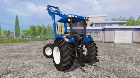 New Holland T4.75 [ensemble] para Farming Simulator 2015
