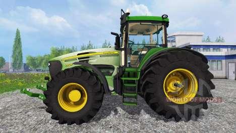John Deere 7920 v1.0 para Farming Simulator 2015