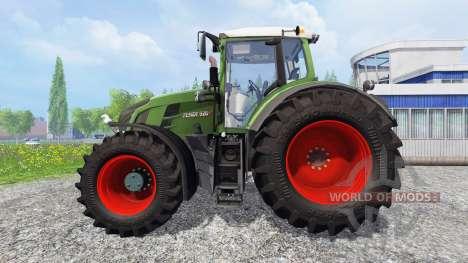 Fendt 828 Vario SCR v2.0 para Farming Simulator 2015
