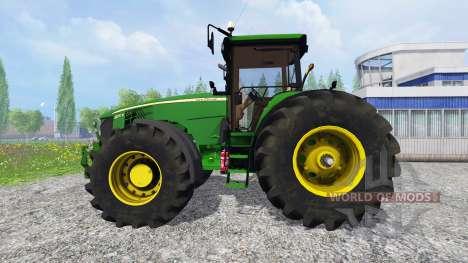 John Deere 8370R v1.3 para Farming Simulator 2015