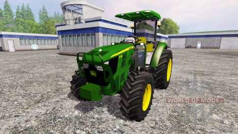 John Deere 5115M para Farming Simulator 2015